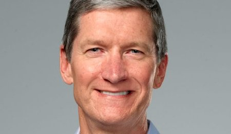 $383m: The cost of wooing Apple's new CEO to stay 10 years
