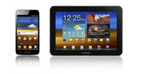 Samsung Galaxy S II and Tab 8.9 get LTE spec boost