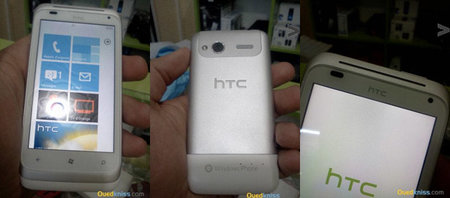 HTC Omega hands-on photos make an appearance