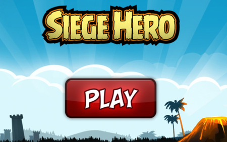 APP OF THE DAY: Siege Hero review (iPhone)