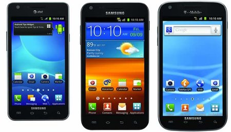 Samsung Galaxy S II lands in the USA