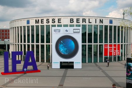 Live from IFA 2011: Pocket-lint touches down in Germany
