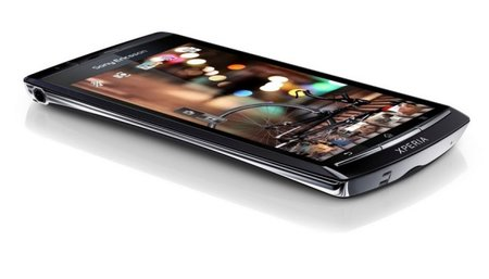 Sony Ericsson Xperia arc S announced at IFA, coming October
