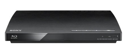 Sony BDP-S185 Blu-ray player and SMP-N200 3D network player stream in