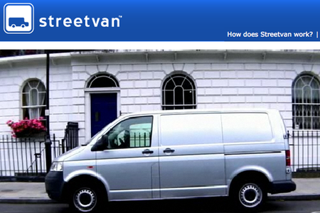 WEBSITE OF THE DAY – Streetvan