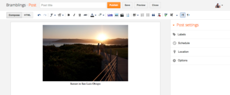 Google Blogger gets shiny new look, more features