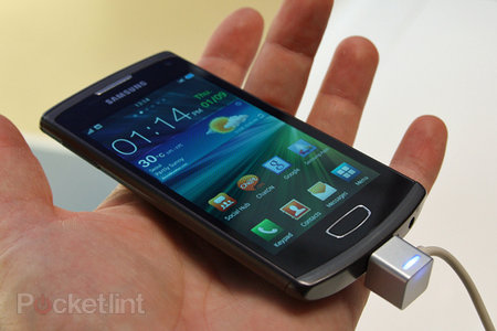 Samsung Wave 3 pictures and hands-on