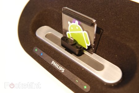 Philips Android docks pictures and hands-on