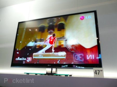 LG LW980T Cinema 3D pictures and hands-on