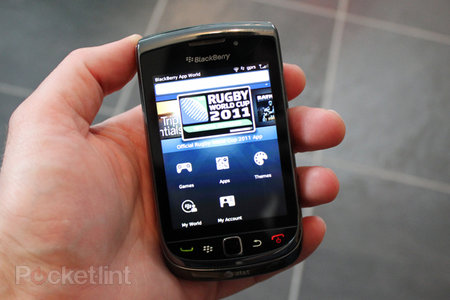 BlackBerry App World 3.0 now available