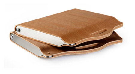 Wooden laptop case - perfect for MacBooks