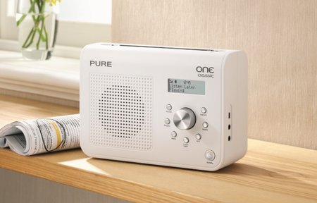 Pure One Classic Series II DAB adds Listen Later function