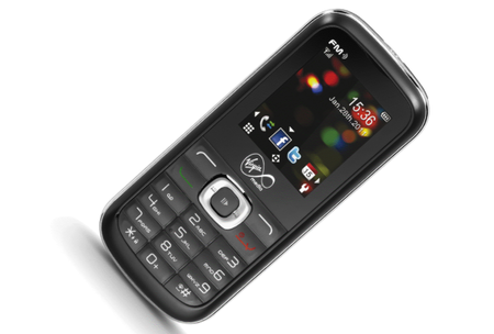 Virgin Media unleashes sub £10 handset