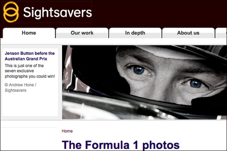 WEBSITE OF THE DAY - Eyes on F1