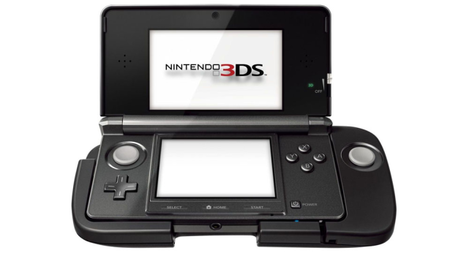 Nintendo 3DS Expansion Slide Pad and 3D video unleashed
