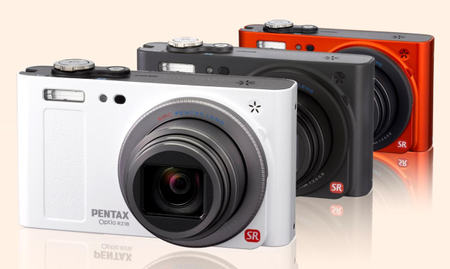 Pentax Optio RZ18 zooms into the compact party