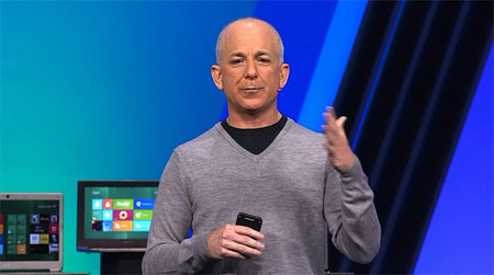 Microsoft launches Windows 8 and details new features at Build 2011