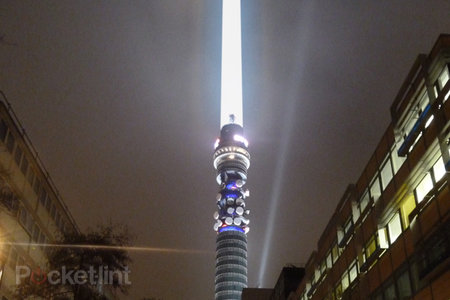 London's BT Tower to become giant lightsaber for Star Wars Blu-ray launch