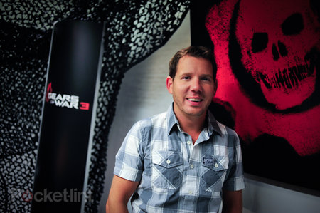 Gears of War 3 Design Director talks the future of gaming
