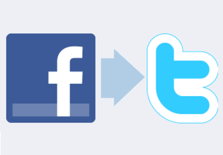 Facebook friends Twitter, allows for micro-updates
