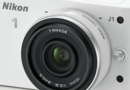 Nikon 1 J1: The compact interchangeable lens camera