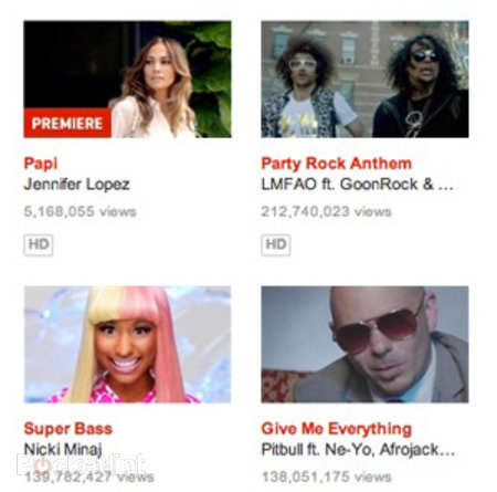 Vevo brings music videos to your Facebook Timeline