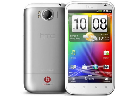 HTC Sensation XL: Launch name for the HTC Runnymede?