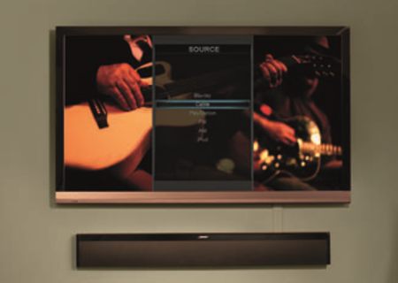 Bose Lifestyle 135 and CineMate 1 SR soundbar systems launched