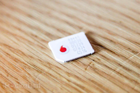 Vodafone non-Apple Micro SIM coming, but for what phone?