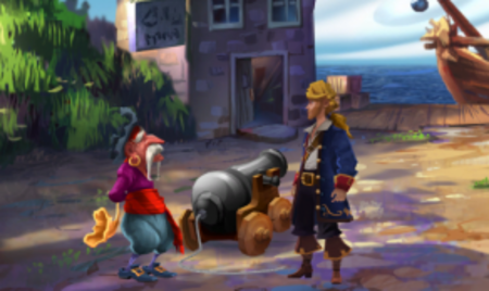 Win a 1 of 10 copies of Monkey Island Special Edition Collection...