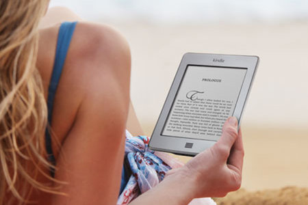 Amazon Kindle Touch: Two touchscreen models, plus £89 Kindle