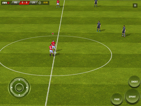 APP OF THE DAY: FIFA 12 review (iPad / iPhone / iPod touch) - photo 27