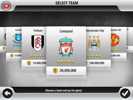 APP OF THE DAY: FIFA 12 review (iPad / iPhone / iPod touch) - photo 31