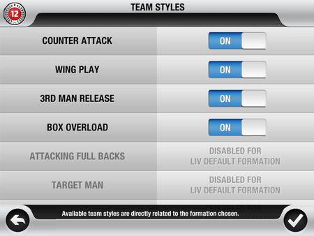 APP OF THE DAY: FIFA 12 review (iPad / iPhone / iPod touch) - photo 36