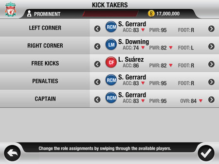 APP OF THE DAY: FIFA 12 review (iPad / iPhone / iPod touch) - photo 37