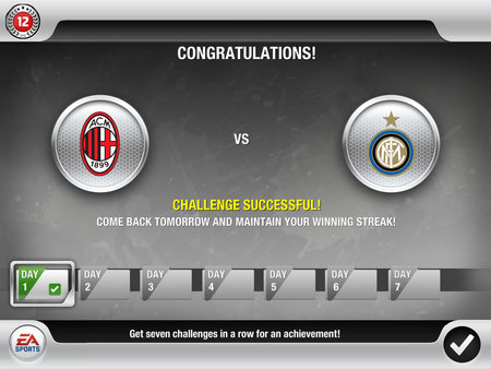 APP OF THE DAY: FIFA 12 review (iPad / iPhone / iPod touch) - photo 42