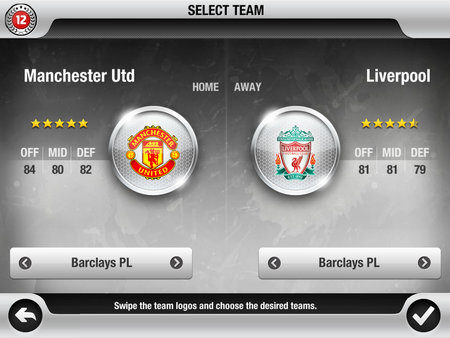 APP OF THE DAY: FIFA 12 review (iPad / iPhone / iPod touch) - photo 43