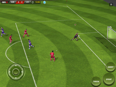 APP OF THE DAY: FIFA 12 review (iPad / iPhone / iPod touch) - photo 6