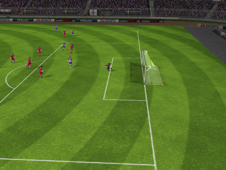 APP OF THE DAY: FIFA 12 review (iPad / iPhone / iPod touch) - photo 9