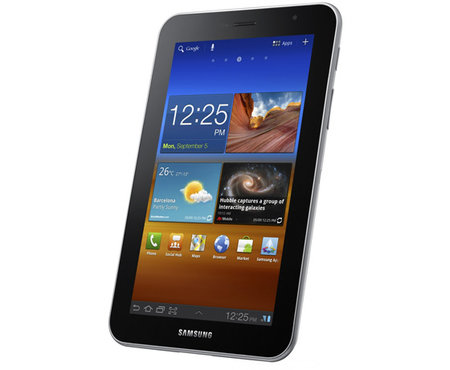 Samsung Galaxy Tab 7 Plus: UK release, Honeycomb, and new design - photo 3