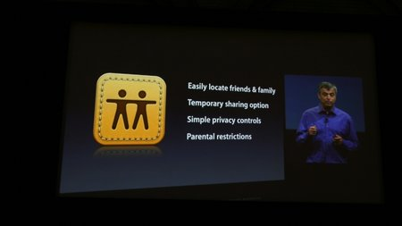 Apple Find My Friends app keeps you posted on loved ones locations
