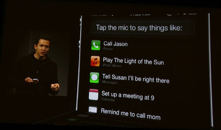 Siri gives iPhone 4S owners incredible voice controls