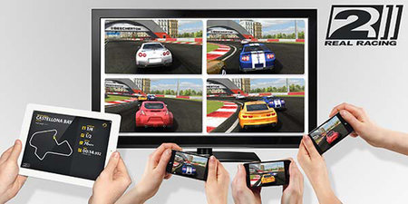 Real Racing 2 gets updated for iPhone 4S