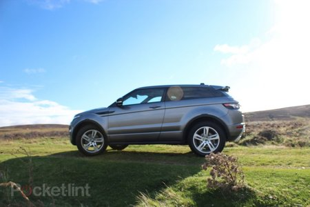 Range Rover Evoque pictures and hands-on - photo 3