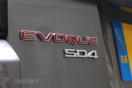 Range Rover Evoque pictures and hands-on - photo 4