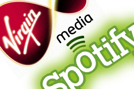 Virgin Media to offer free 3G Spotify streaming to mobile customers