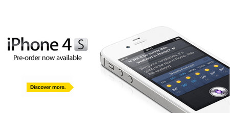 iPhone 4S: Best contract deals in the UK
