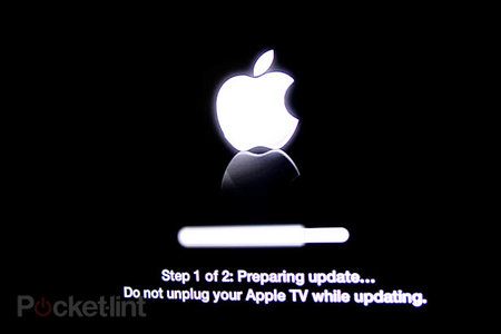 Apple TV update brings Photo Stream and AirPlay Mirroring