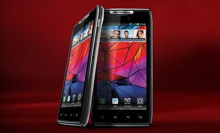 Motorola RAZR Ice Cream Sandwich update coming early 2012
