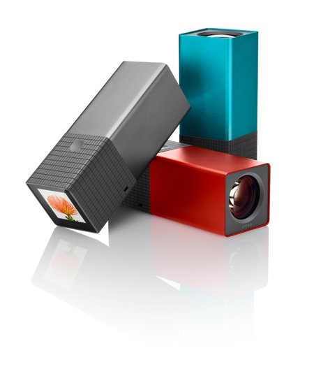 Lytro camera up for pre-order, coming 2012